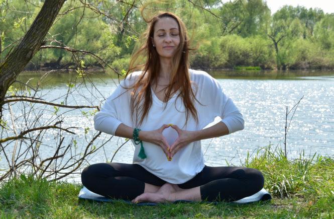 Йога з Альоною Кучер