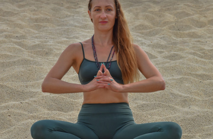 Мудра йоні йога з альоною кучер